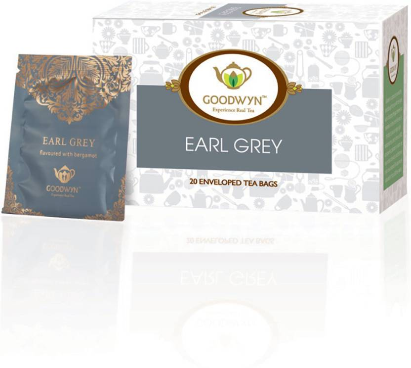 Goodwyn Earl Grey Tea Bags A Classic And Aromatic Black 20