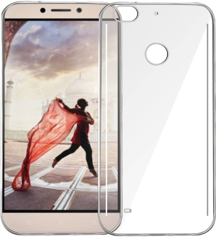 Power Back Cover for LeEco Le 1s Transparent