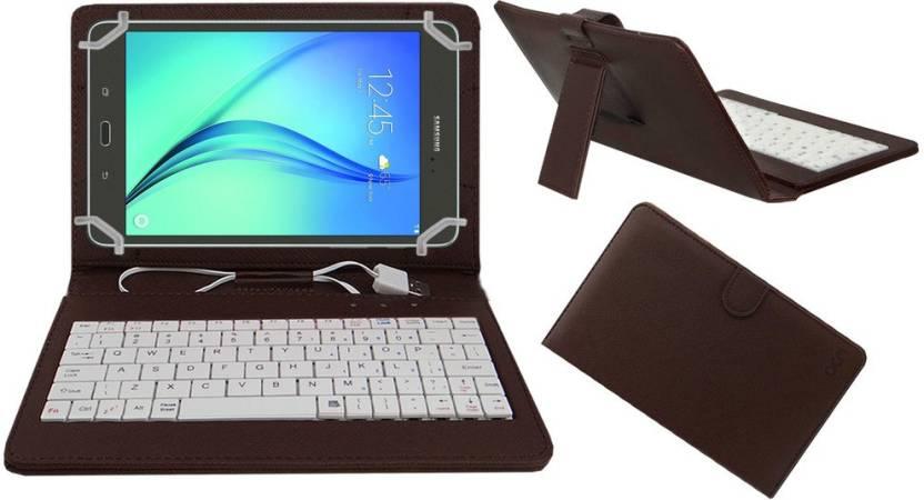 ACM Keyboard Case for Samsung Tab A Sm T355yzwa