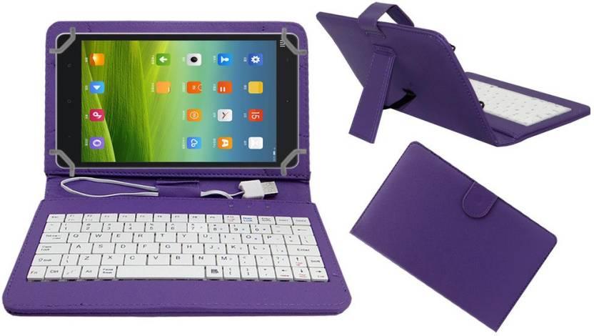 ACM Keyboard Case for Xiaomi Mi Pad 8 Purple