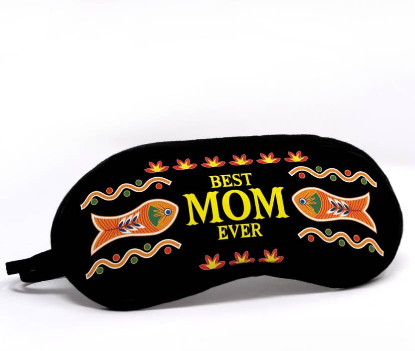Indigifts Happy Birthday Gifts For Mom Mothers Day Gift Mother Anniversary Dad Funky Eye Cover Sleeping 1
