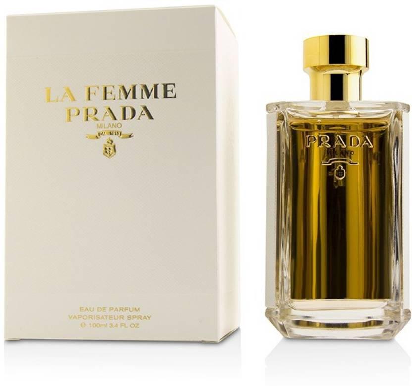 Buy Prada La Femme Eau De Parfum Spray Eau de Parfum - 100 ml Online ... 2e05ce9e1494
