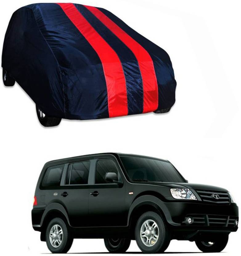 912d84588fef0 Bull Rider Car Cover For Tata Grand Dicor (Without Mirror Pockets) (Blue)