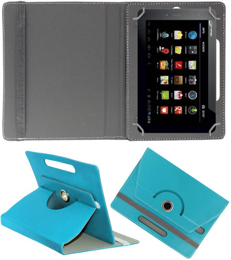 newest collection a8cf0 7e37e ACM Book Cover for Micromax Canvas Tab P470 Tablet
