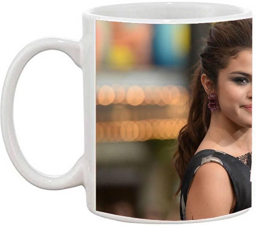 Enjoy Selena Gsls Party Gomez Pattern Coffee Beautiful cAjS4Rq3L5
