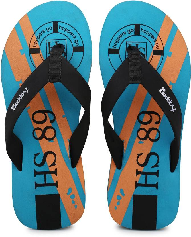 8ab54ff64672dc Hoppers Men s Printed Thong- Style Flip- Flops