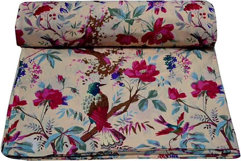 Tremendous Rajcrafts 5 Mtr Rhf 0005 Bird Print Fabric Cotton Dress Ncnpc Chair Design For Home Ncnpcorg