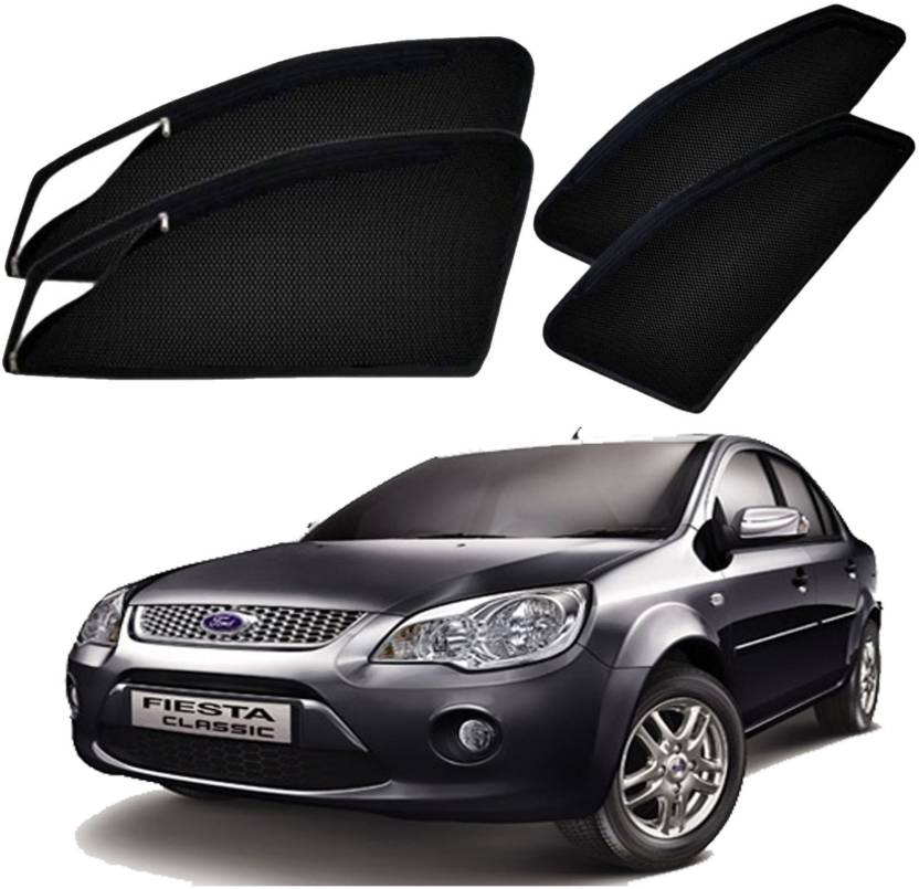 Uk Blue Side Window Sun Shade For Ford Fiesta Price In India Buy