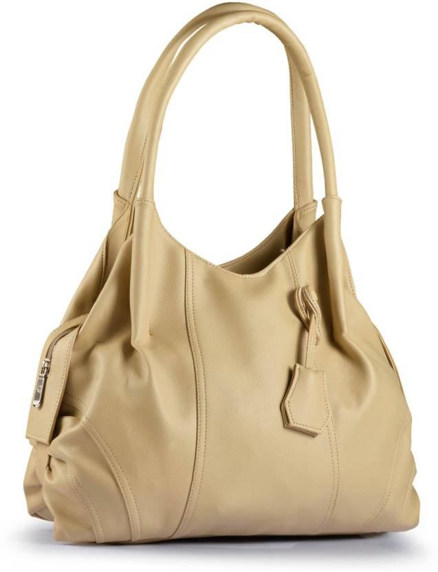 e90af94d13 Buy Fostelo Shoulder Bag Beige Online   Best Price in India ...