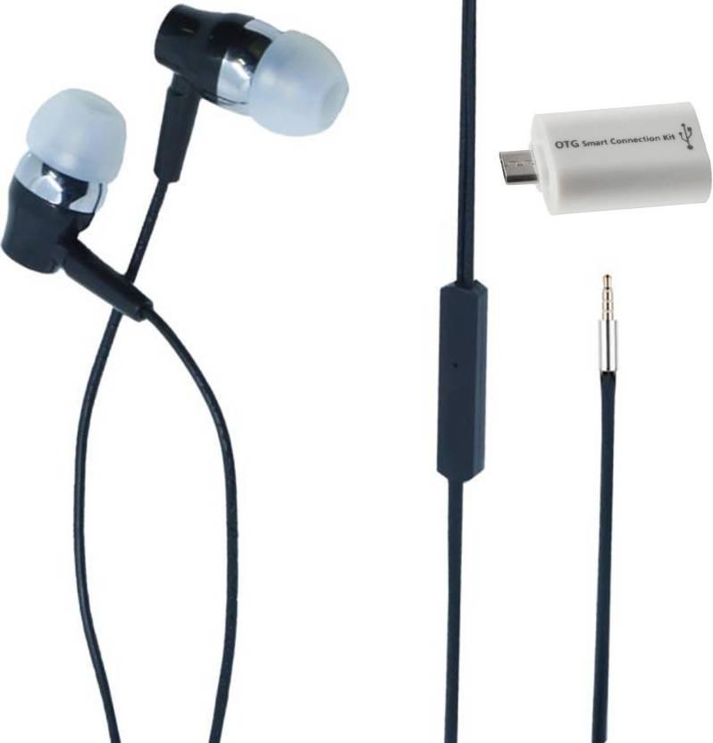 29e6861d6ec Mocell Headphone Accessory Combo for VIVO V9 Price in India - Buy ...