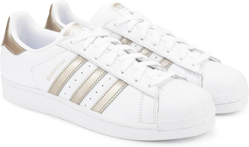 1bbf32b8cb17 ADIDAS ORIGINALS SUPERSTAR W Sneakers For Women - Buy White Color ...