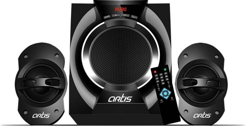 Artis MS205 2.1 Ch Wireless Multimedia speaker system 20 Bluetooth Home  Audio Speaker 002ca478c64