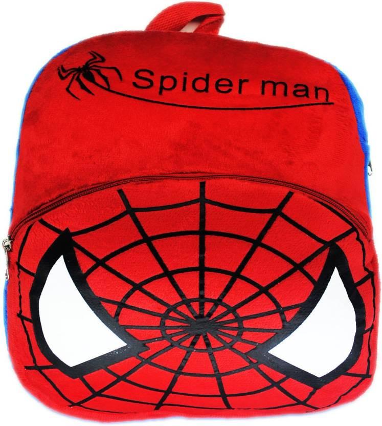 Flipkart com | Krazzy School Bag for Nursery Kids In Webman Caracter