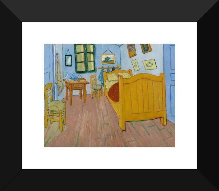 Bedroom In Arles La Chambre A Arles By Vincent Van Gogh Best Of