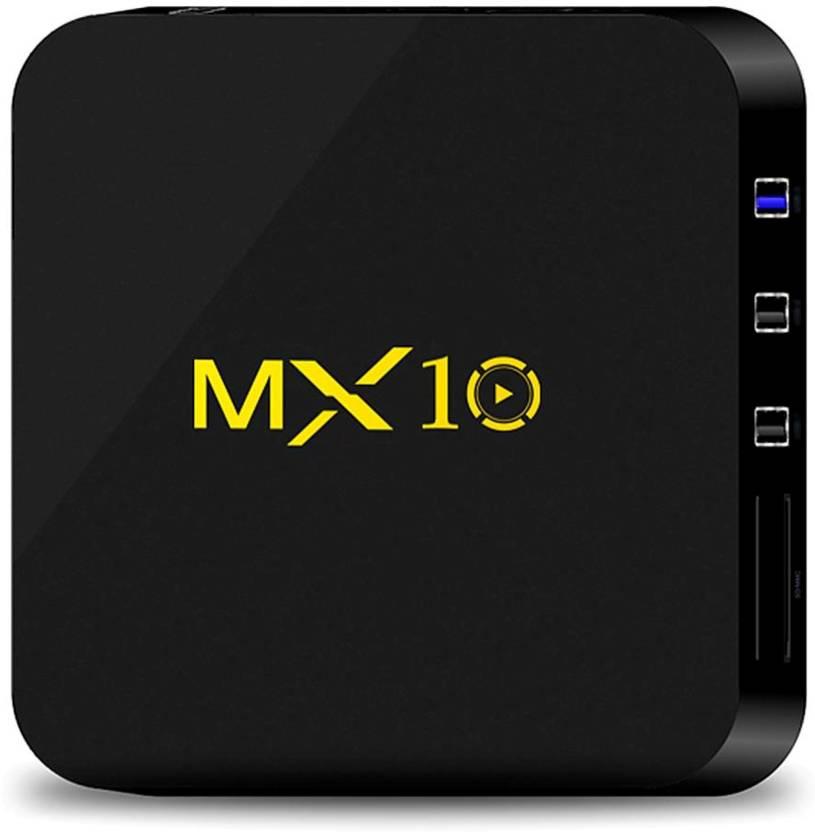PremiumAV MX10 Android 7 1 2 RK3328 4GB DDR4 32GB eMMC KODI