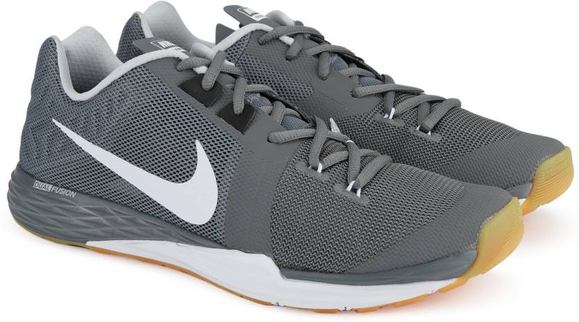 info for 89084 9e668 Nike NIKE TRAIN PRIME IRON DF Training   Gym Shoes For Men (Grey)