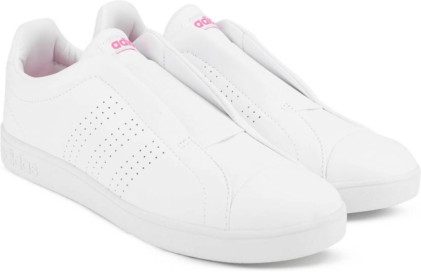 White Buy Shoes Women For Advantage Color Adidas Tennis Adapt 1wqYt60