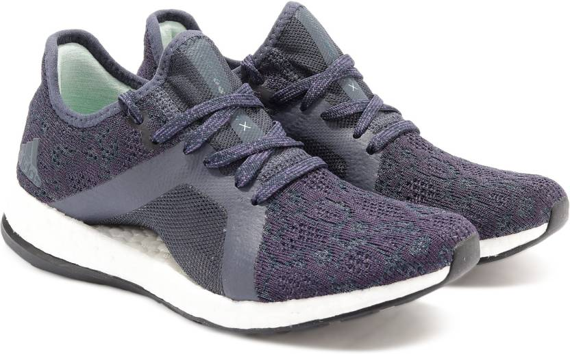 1189898e77b9f ADIDAS PUREBOOST X ELEMENT Running Shoes For Women - Buy Blue Color ...