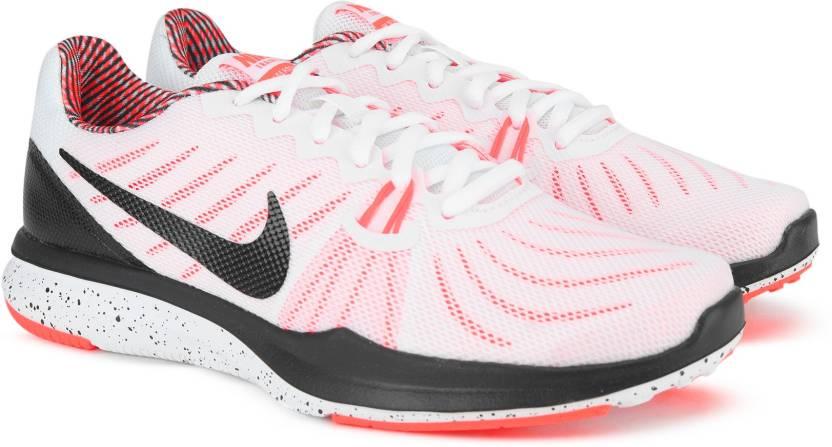 c725cb5ba70b6 Nike W NIKE IN-SEASON TR 7 Casuals For Women - Buy WHITE BLACK-TOTAL ...