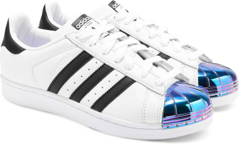 49645a8181ae ADIDAS ORIGINALS SUPERSTAR MT W Sneakers For Women - Buy White Color ...