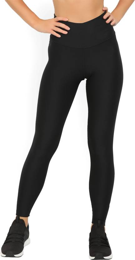 1ff5ac929 Nike Solid Women s Black Tights - Buy Black Nike Solid Women s Black Tights  Online at Best Prices in India