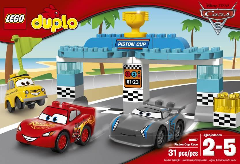 Lego Piston Cup Race (31 Pcs)