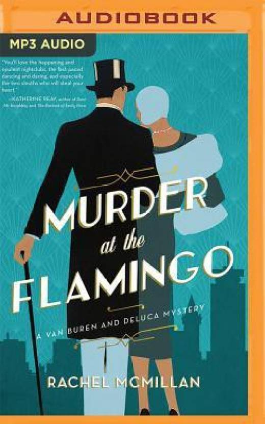 Murder at the Flamingo: Buy Murder at the Flamingo by Rachel