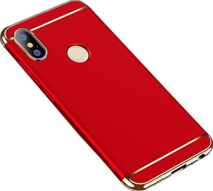 GoldKart Back Cover for Mi Redmi Note 5 Pro