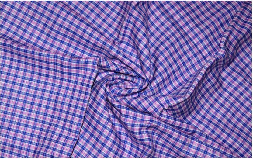 86ce32561e7 Raymond Linen Checkered Shirt Fabric Price in India - Buy Raymond ...