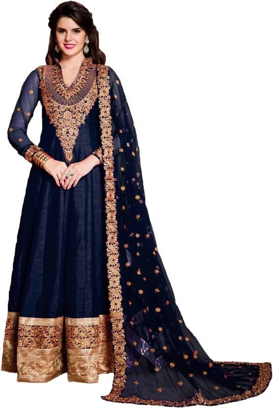 BaiRagi Women Kurta, Churidar & Dupatta Set - Buy BaiRagi Women Kurta, Churidar & Dupatta Set Online at Best Prices in India | Flipkart.com
