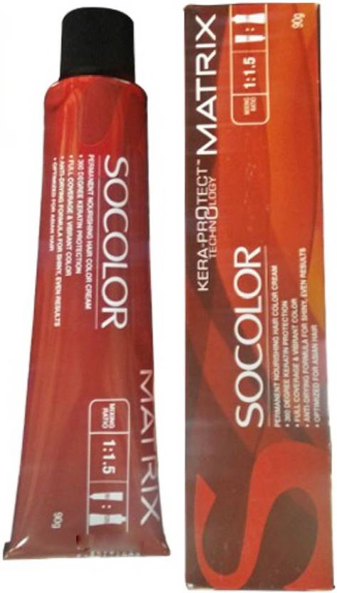 socolor hair color