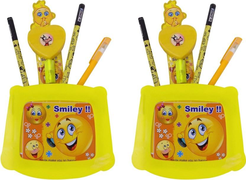 Majik Pencil Box Cartoon Art Plastic Pencil Boxes