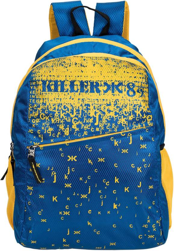 Killer Killer-Eco 25 L Backpack Royal Blue - Price in India ... 6633bf687fd14