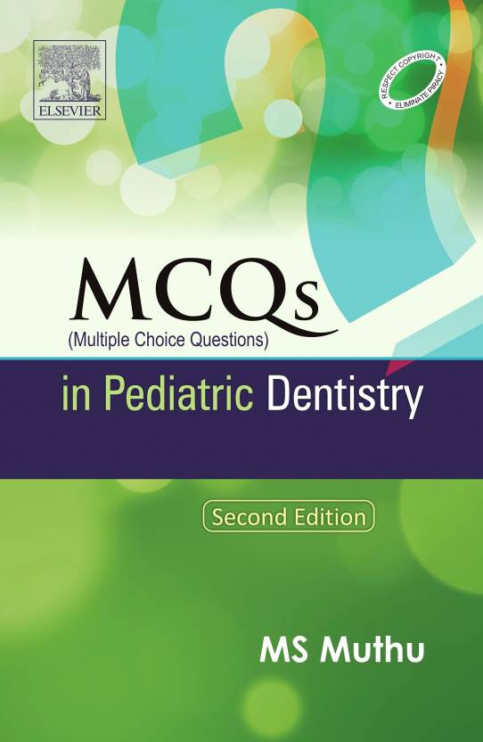 Multiple Choice Questions in Pediatric Dentistry: Buy Multiple
