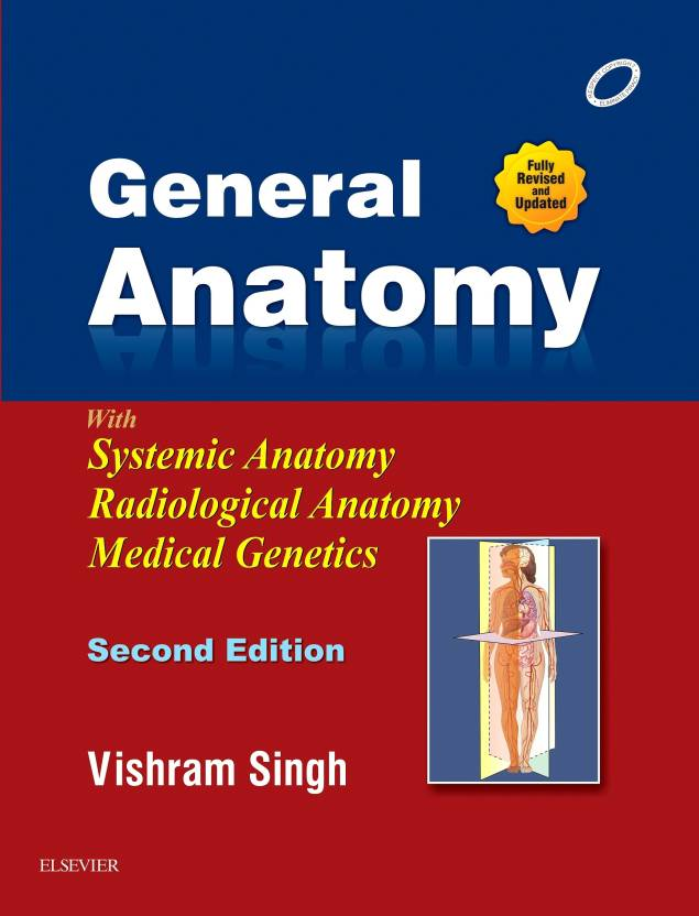 General Anatomy With Systemic Anatomy Radiological Anatomy Madical ...