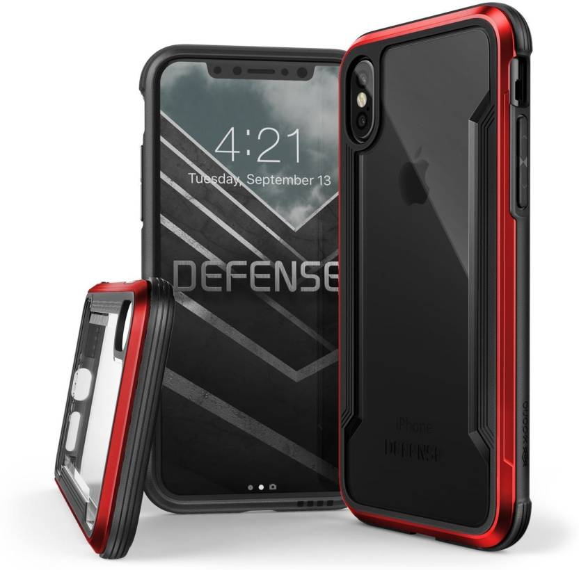 free shipping c51ce 24a8c X-Doria Bumper Case for Apple iPhone X - X-Doria : Flipkart.com