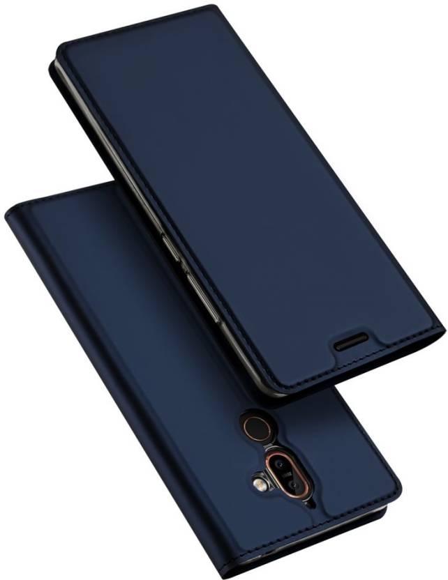 big sale 397d6 94f73 Kapa Flip Cover for Nokia 7 Plus
