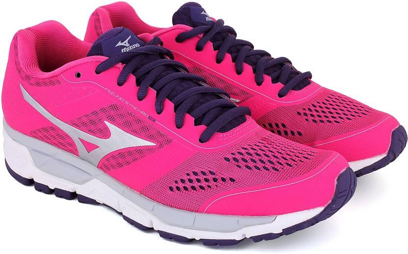 new style a13db a411e Mizuno SYNCHRO MX Walking Shoes For Women
