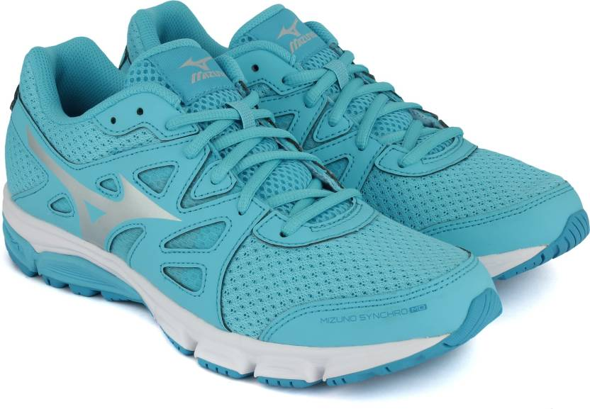 7a791e7a512b Mizuno MIZUNO SYNCHRO MD (W) Running Shoes For Women - Buy Blue ...