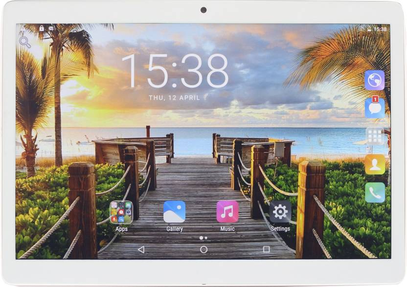 862622d3308c2 Fusion5 105D 32 GB 9.6 inch with Wi-Fi+4G Tablet (White) Price in India -  Buy Fusion5 105D 32 GB 9.6 inch with Wi-Fi+4G Tablet (White) White 32 Online  ...