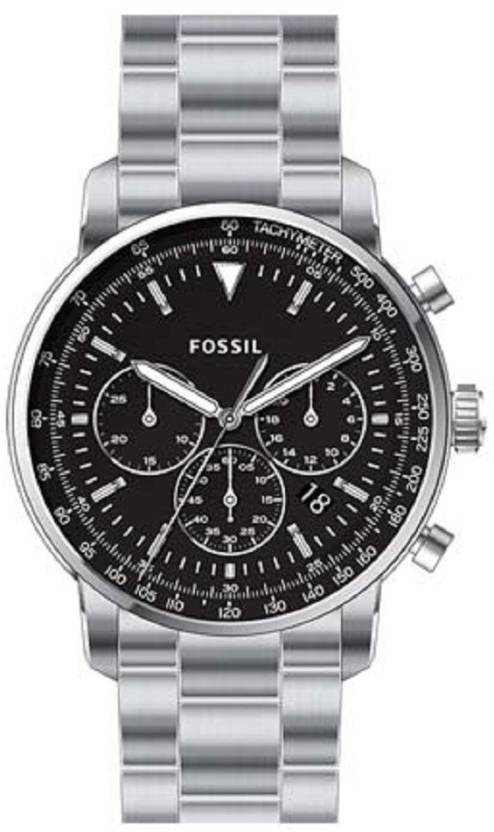 d1392e4ba Fossil FS5412 Chronograph Man Fossil Goodwin Chrono Watch - For Men - Buy  Fossil FS5412 Chronograph Man Fossil Goodwin Chrono Watch - For Men FS5412  Online ...