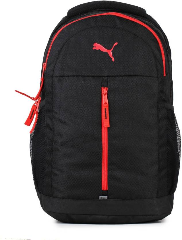 Puma Pals 23 L Laptop Backpack Black - Price in India  b0ef9822f1032