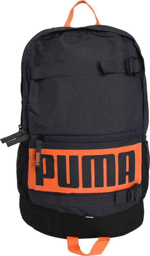 d13dcfde56ea Puma Back pack 21.57 L Laptop Backpack Asphalt - Price in India ...