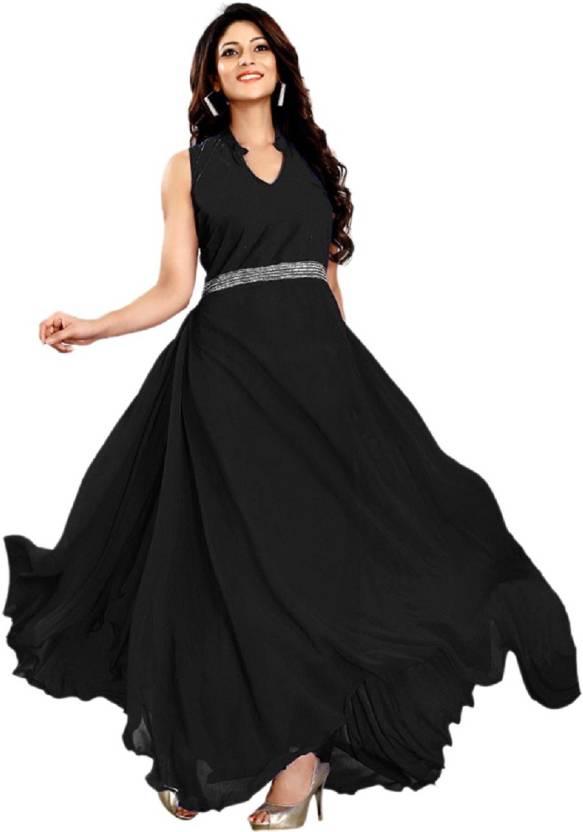 Buy Black Gowns Online India Vinnyoleo Vegetalinfo