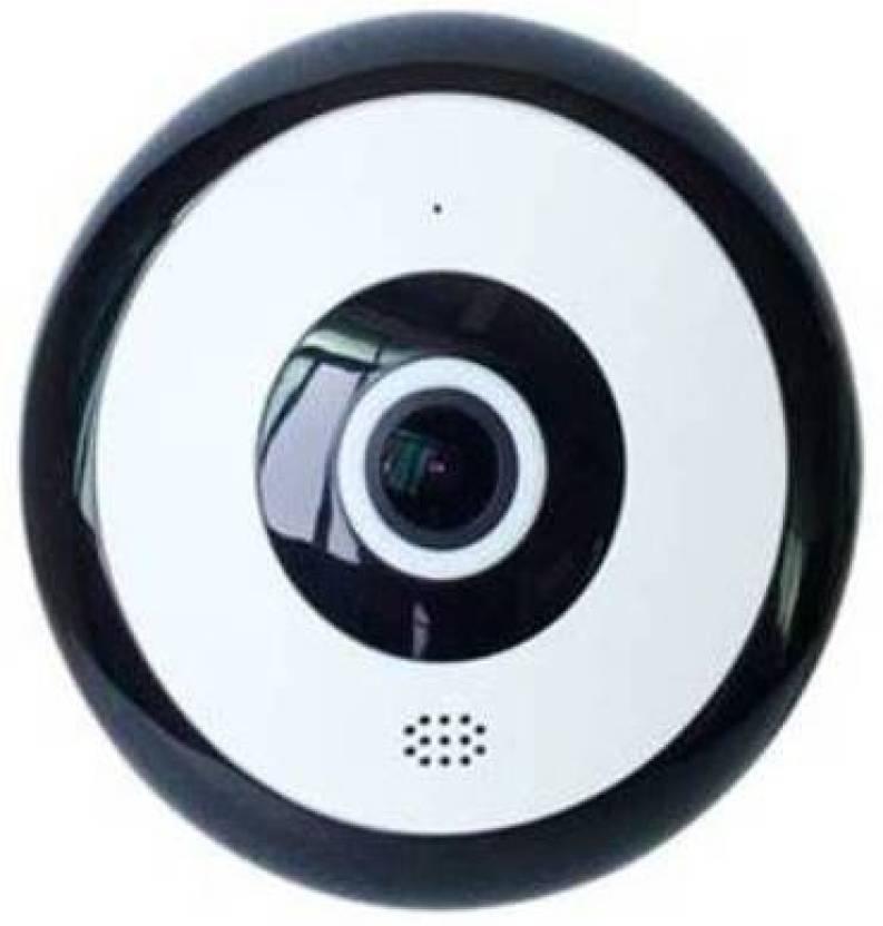 V380 Fisheye 360 Degree Panoramic Wireless WiFi IP CCTV Security