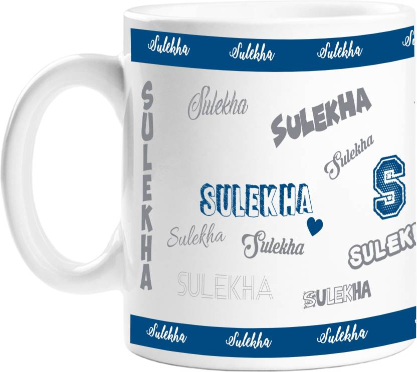 PrintAttic Me, Myself & I - Sulekha (Name Edition) Ceramic Mug Price