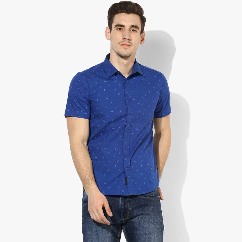 ef43c38fe3 Red Chief Men s Printed Casual Shirt - Buy Red Chief Men s Printed ...