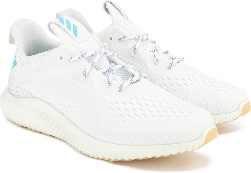 ADIDAS ALPHABOUNCE 1 PARLEY W Running Shoes For Women - Buy Blue ... 7800940e6