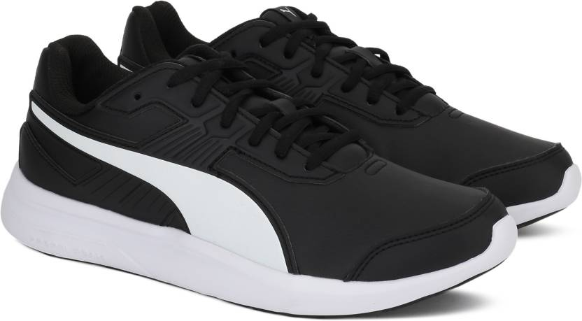166d077ce3c945 Puma Escaper SL Running Shoes For Men - Buy Puma Black-Puma White ...
