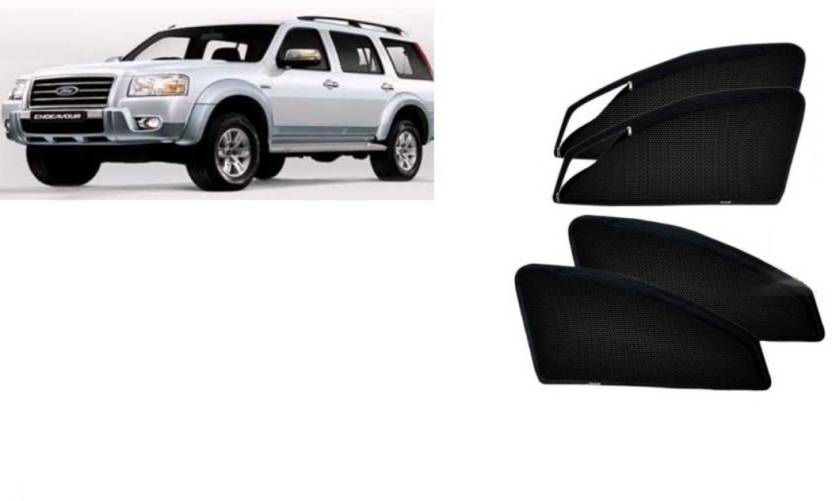 Gromaa Side Window Sun Shade For Ford Endeavour Price in
